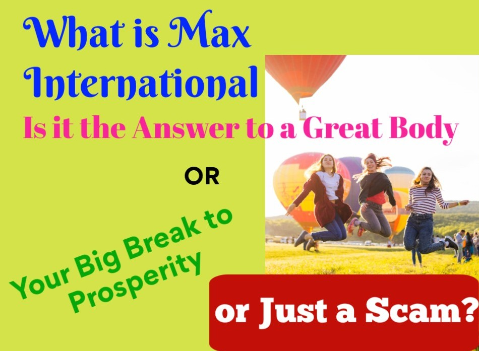 what is max international