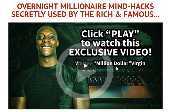 what is overnight millionaire system