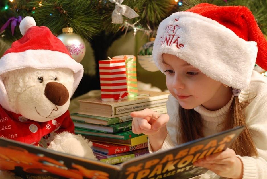 Books and kids!