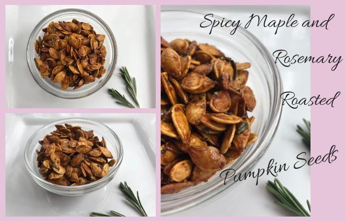 Pumpkin seeds title page