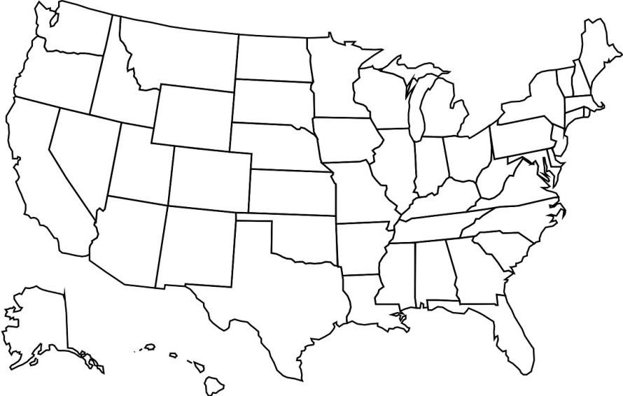 usa-map-line-drawing-35713_1280