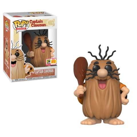 Hanna-Barbera Captain Caveman