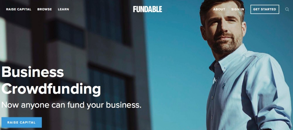 most popular crowdfunding websites