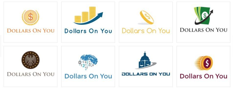 free text logo maker online