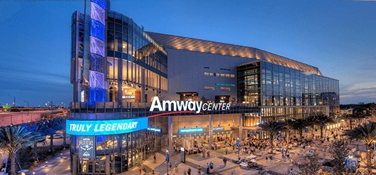 What Is Amway About - Amway Center Orlando Florida