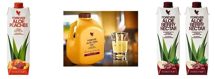 Forever Living Aloe Vera Juices