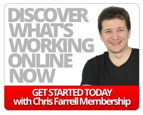 Get Started With Chris Farrell Membership