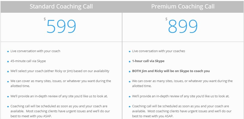 Project 24 By Income School Review - Coaching Call Prices