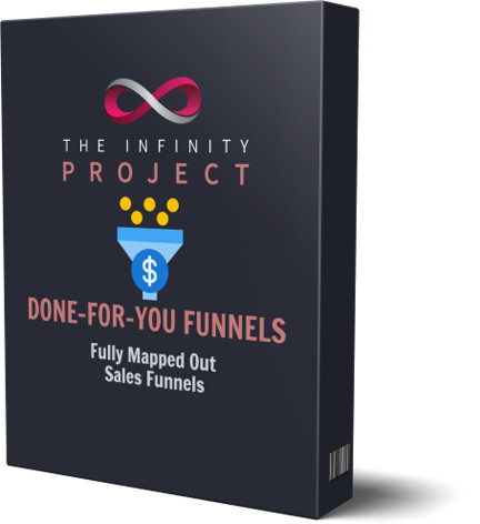 A Infinity Project Review DFY Funnels