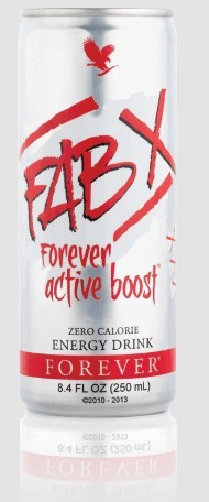 FABX Forever Active  Boost  Energy Drink