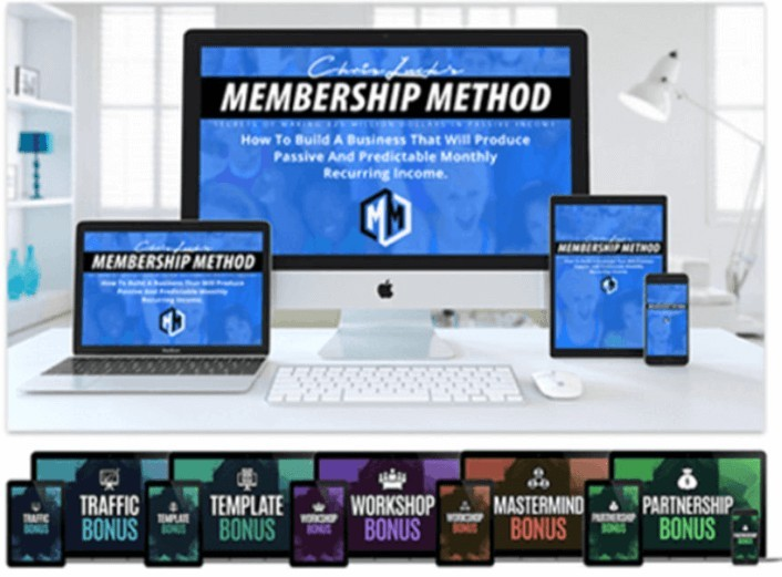 A Membership Method Review - Bonuses