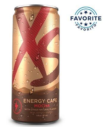 Amway XS Energy Cafe Mocha
