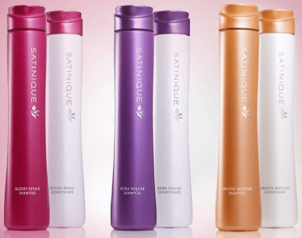 Amway Sanitique Hair Products
