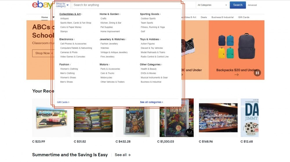 How to Choose a Niche Using Amazon Market Category
