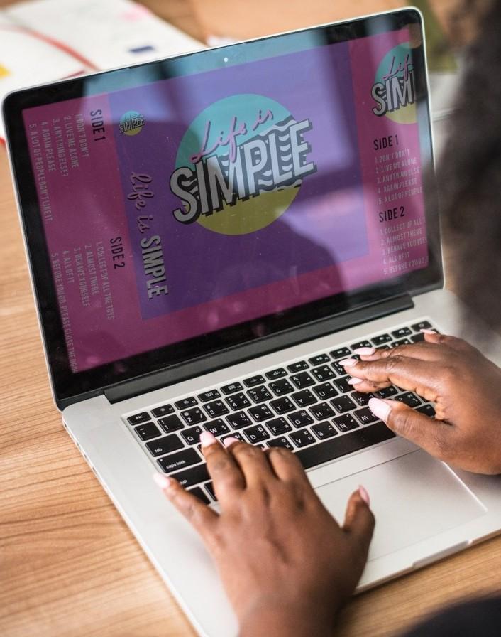 writing a website