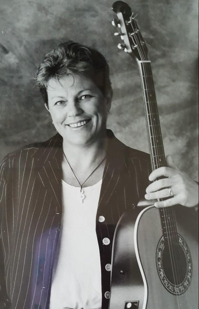 Vicki Crawford- Singer
