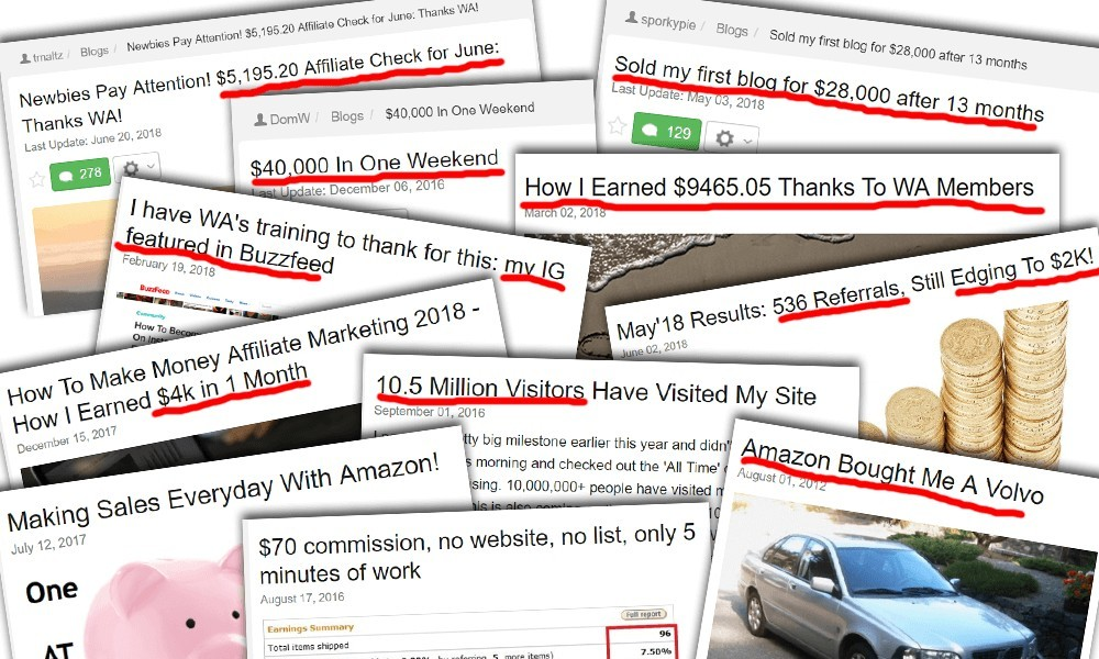 Real Affiliate Marketing Reviews