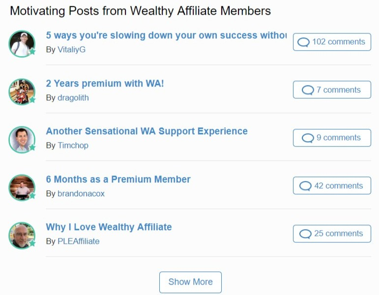 What about Wealthy Affiliate