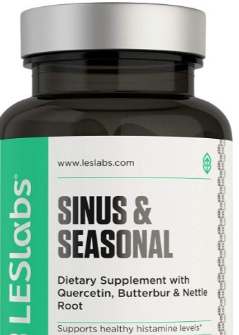 Sinus supplement image