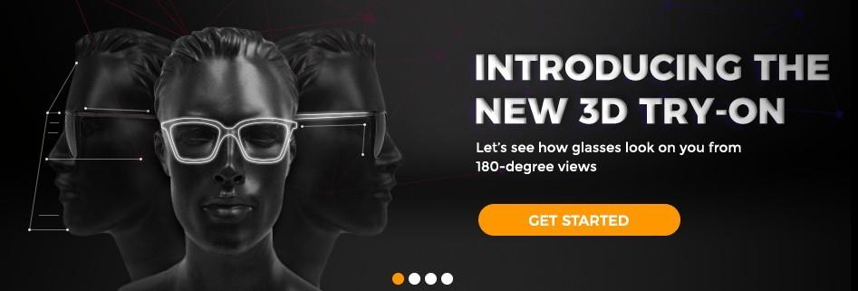 SmartBuyGlasses Virtual Try On