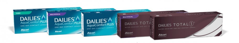 Dailies Disposable Contact Lenses