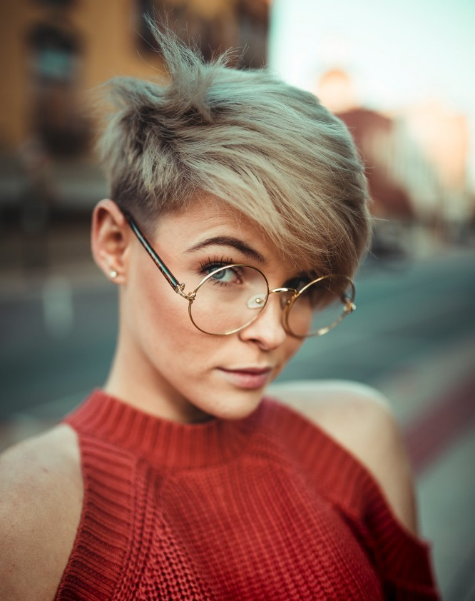 Round Metal Eyeglasses