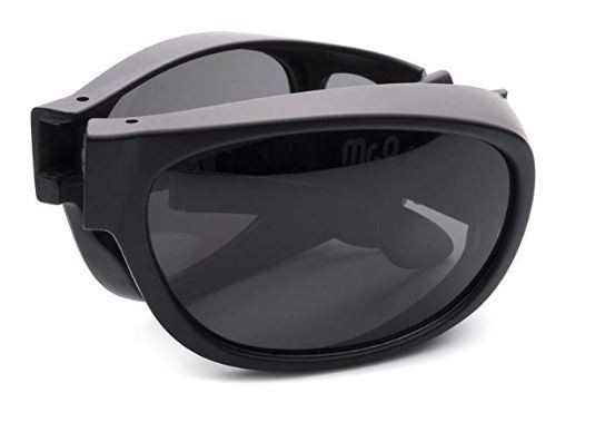 54d09b5ee4 ... Fit Over Sunglasses with Polarized Lenses. Folding fitover sunglasses