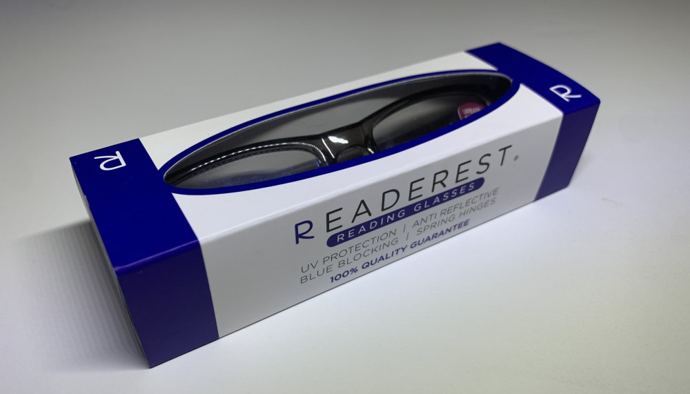 Readerest blue light reading glasses