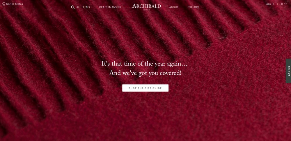 Archibald London