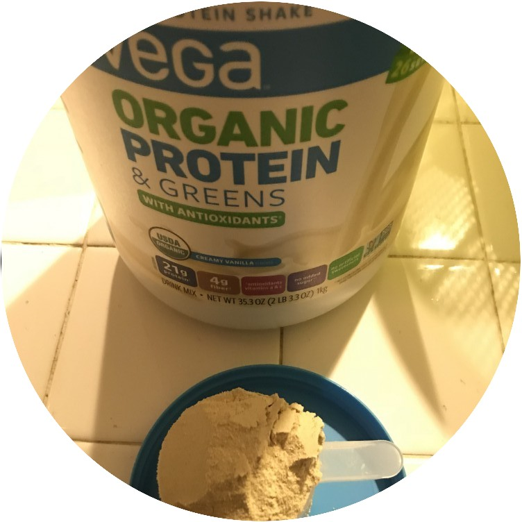 Vega Organic Protein & Greens Scoop