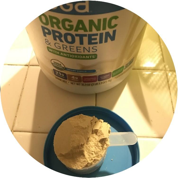 Vega Organic Protein & Greens