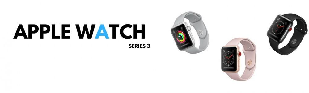 Apple Watch Series 3 Banner