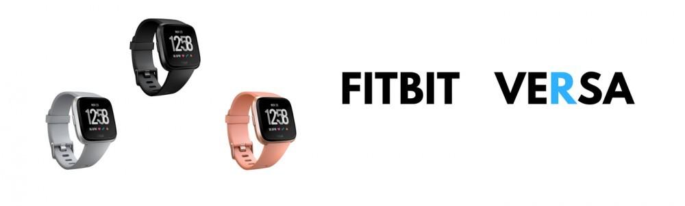 Fitbit Versa Banner