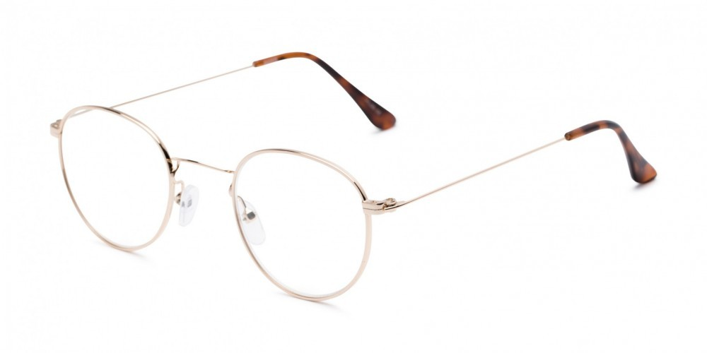 Round Reading Glasses