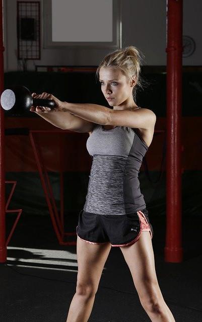 "<img src=""woman with kettlebell.jpg"" alt=""sports gear for women""/>"