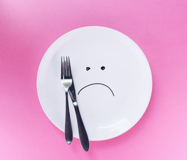 "<img src= ""plate with sad face.jpg"" alt=""what's the best diet to lose weight""/>"