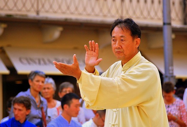 """<img src = """"man performing tai chi.jpg"""" alt=""""can exercise improve your physical health""""/>"""