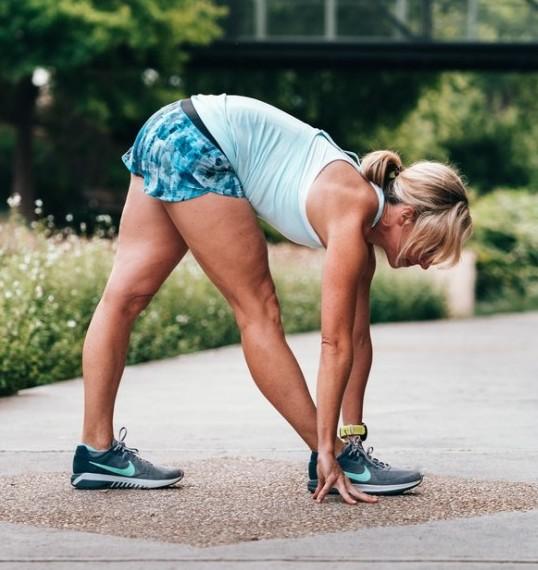 "<img src=woman stretching.jpg"" alt=""sports prep wear""/>"