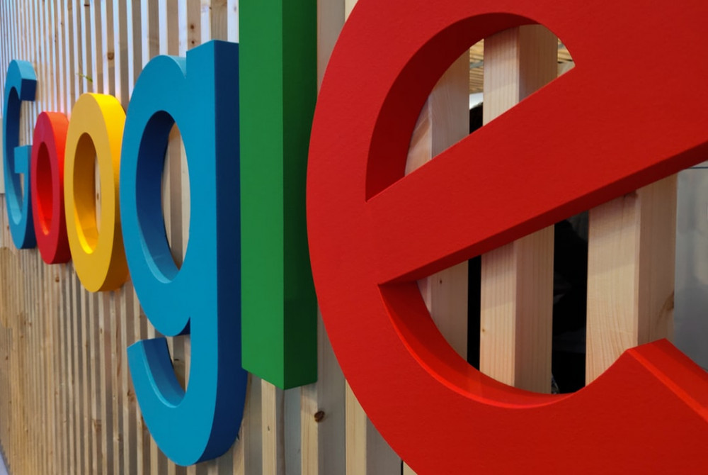 """<img src=""""Google letters wall mounted.jpg"""" alt =""""how to work for Google from home""""/>"""
