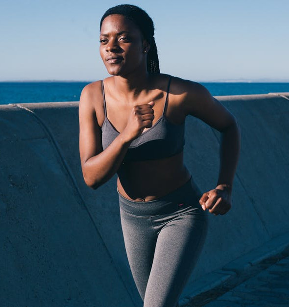 "<img src = ""black female running.jpg"" alt =""losing weight by running""/>"
