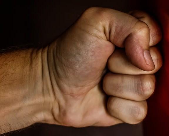 """<img src=""""fist.jpg"""" alt =""""training for punching power"""">"""
