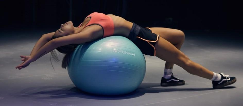 """<img src=""""woman over balance ball.jpg"""" alt=""""home weight loss equipment""""/>"""