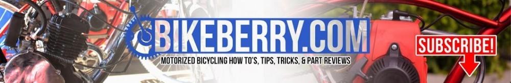Bikeberry banner