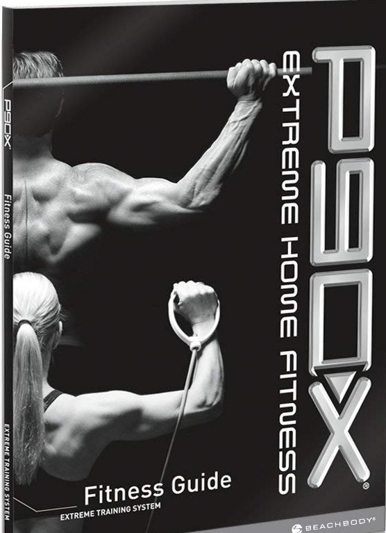 P90X High Intensity Interval Training package