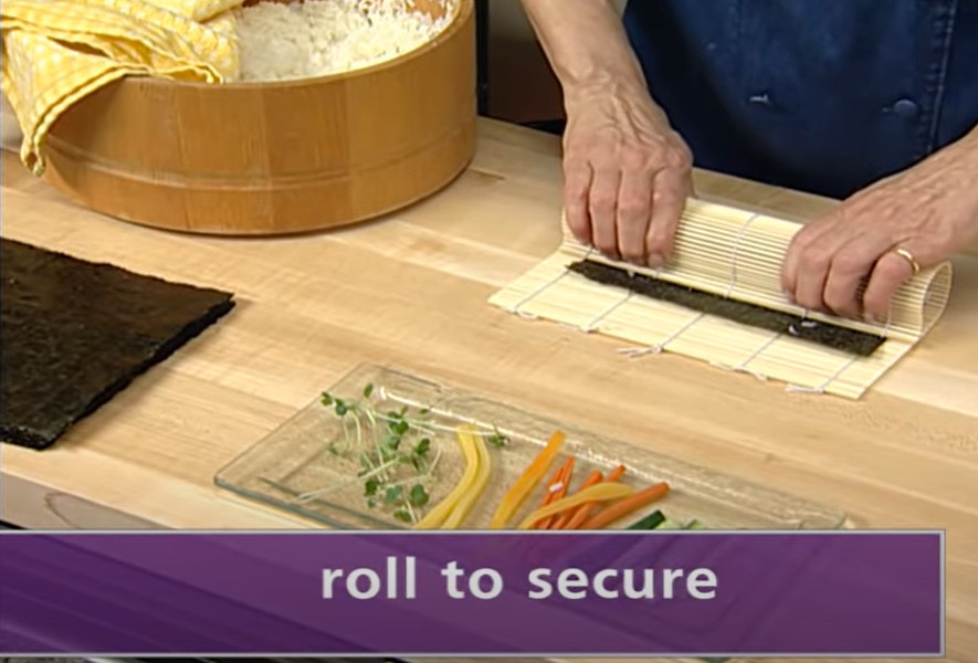 roll to secure