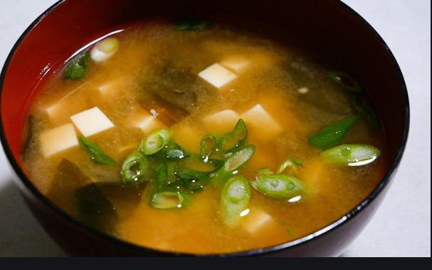 miso soup in all seasons