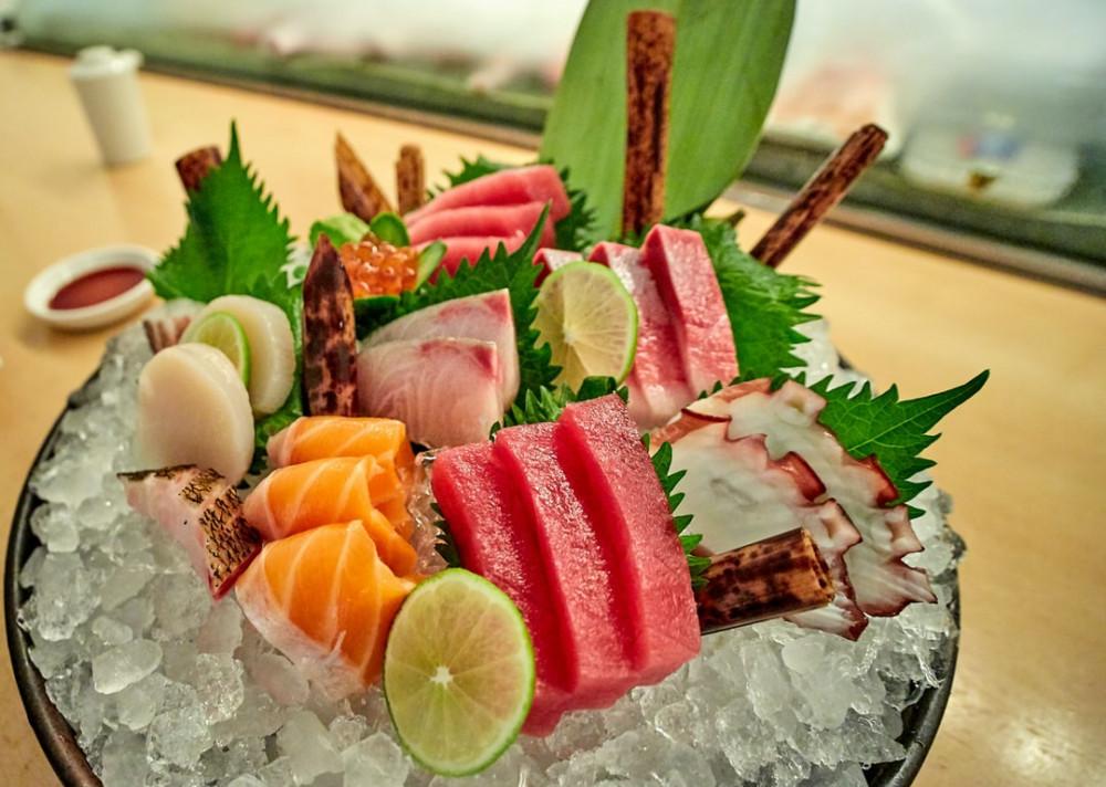 Japanese all favorite Sashimi