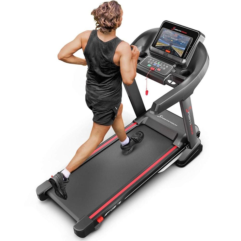 Sportstech F37 Professional Treadmill