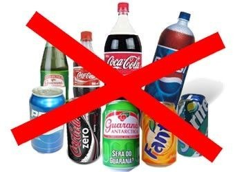 No Soft drinks