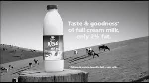 milk advertising